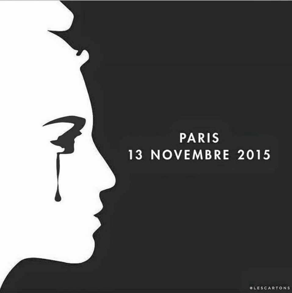 PARIS, LE LENDEMAIN DU 13 NOVEMBRE 2015. http://infos-75.com