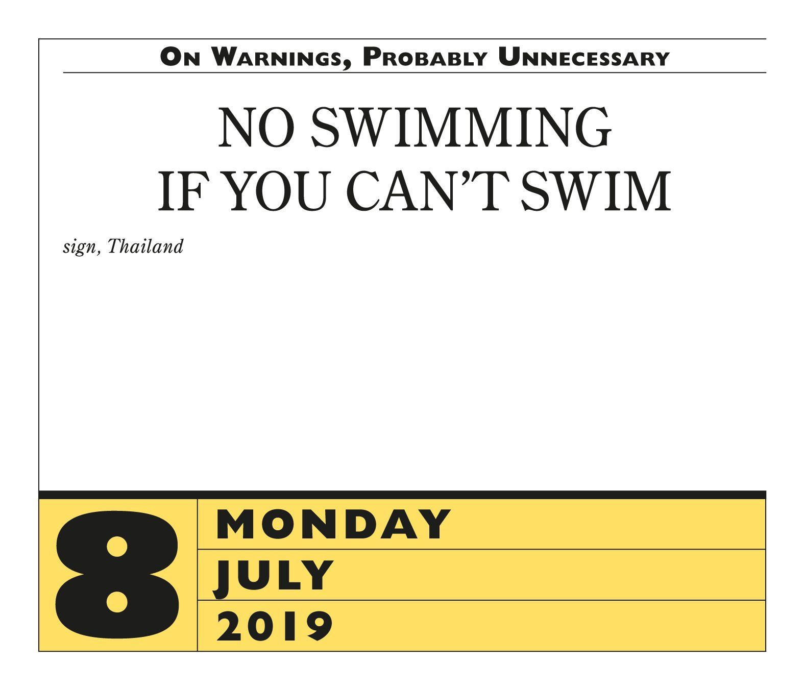 the 365 stupidest things ever said page a day calendar 2018