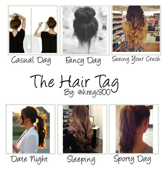 """hair ?"" by a-1707 on Polyvore featuring moda"