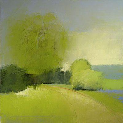 Artist Irma Cerese At Http Www Julesplace Com Art Abstract Landscape Landscape Art
