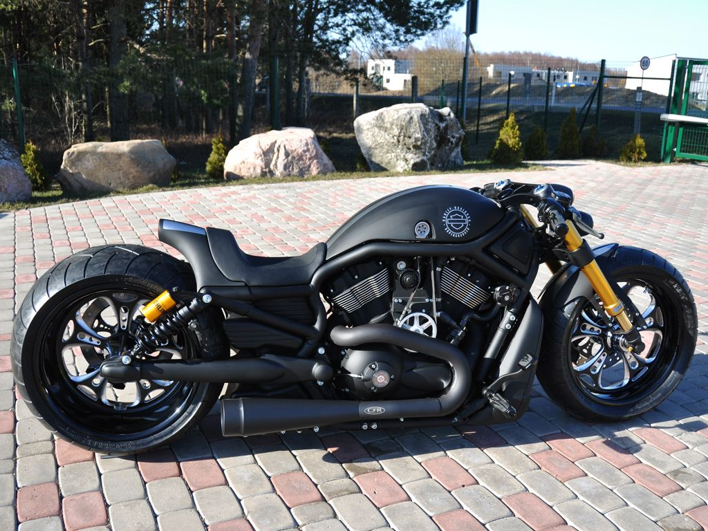 08 harley davidson night rod special supercharged motor motorcyklar. Black Bedroom Furniture Sets. Home Design Ideas