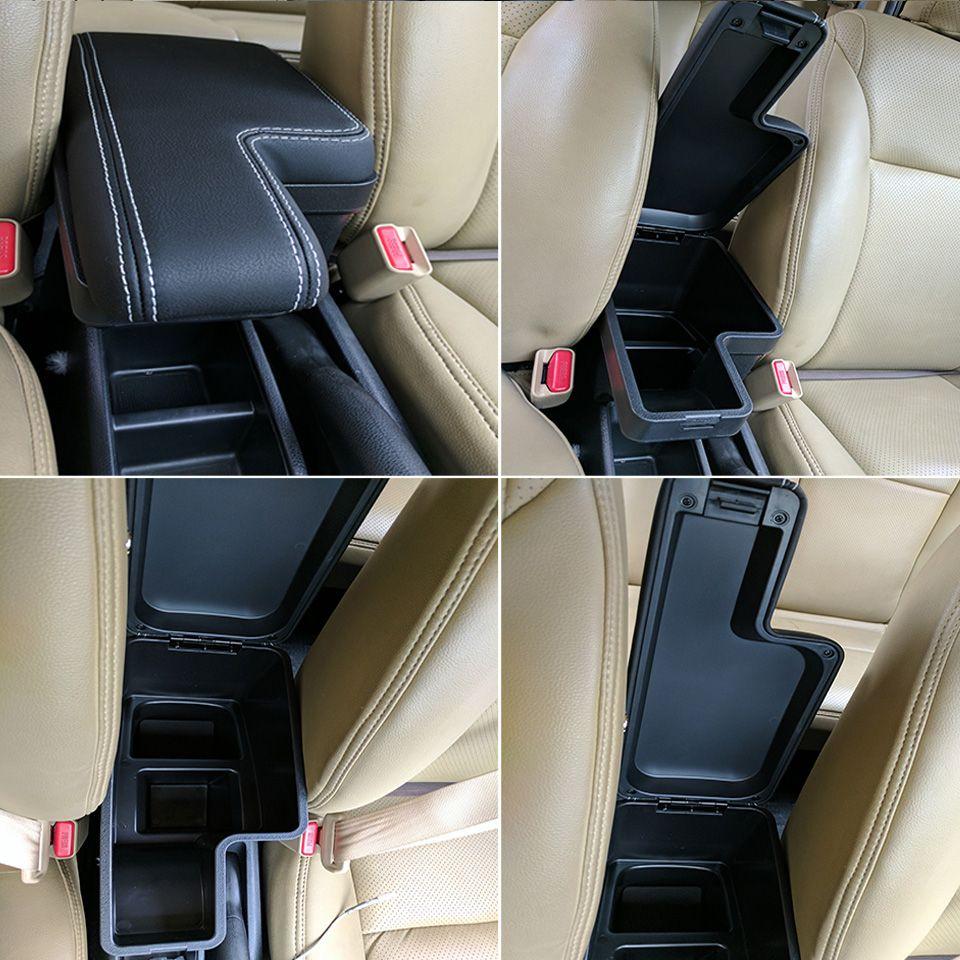Kmh Arm Rest For Honda Wrv Black Styling Car Accessory Online