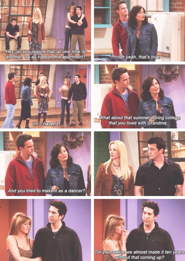 Friends(the best old show ever) image by Nicole( Tumblr