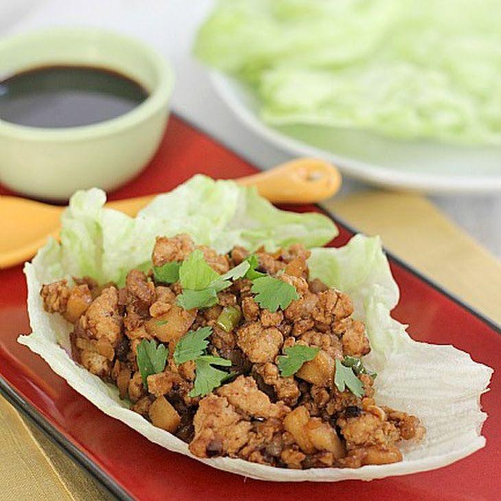 copycat pf chang's chicken lettuce wraps recipe  yummly