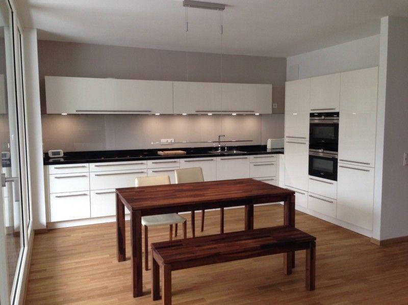 Unsere neue Küche ist fertig Der Hersteller ist ProNorm - TOP/Line - küche l form mit insel
