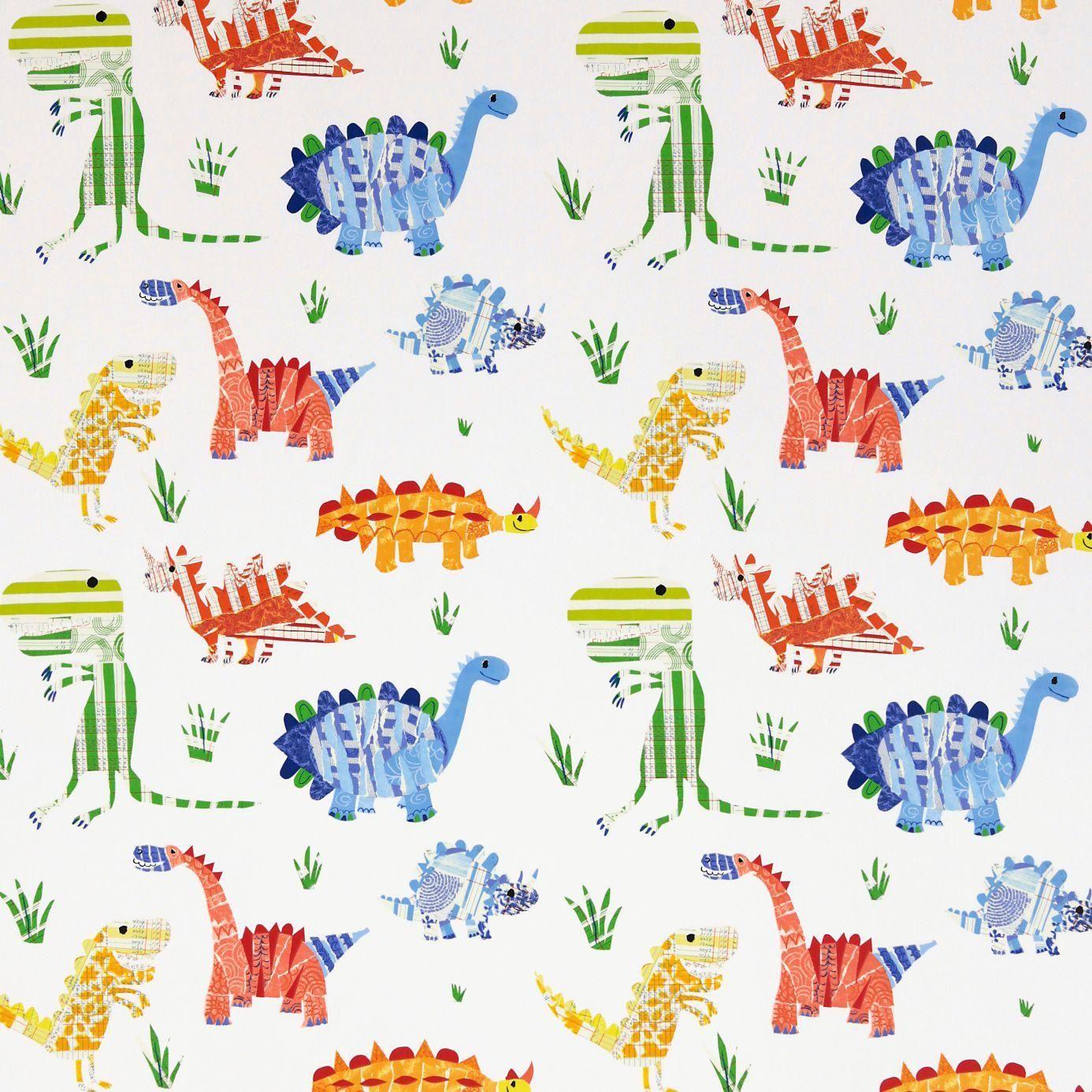 Kids Wallpaper For Bedroom Dinosaur Patterns Buscar Con Google Dinosaurios Grwww