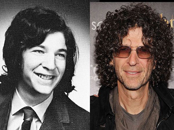 Guess Who 602 Howard Stern Celebrities Then And Now Howard Stern Howard Stern Show