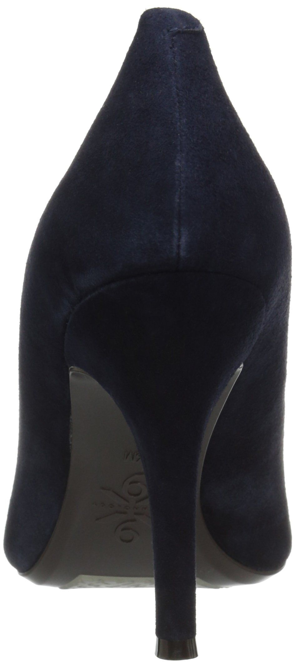 fb18649d9b53 Nine West Womens FIFTH9X Fifth Pointy Toe Pumps Navy Suede 10 BM US      Click image for more details. (This is an affiliate link)   ShoesForWomenIdeas