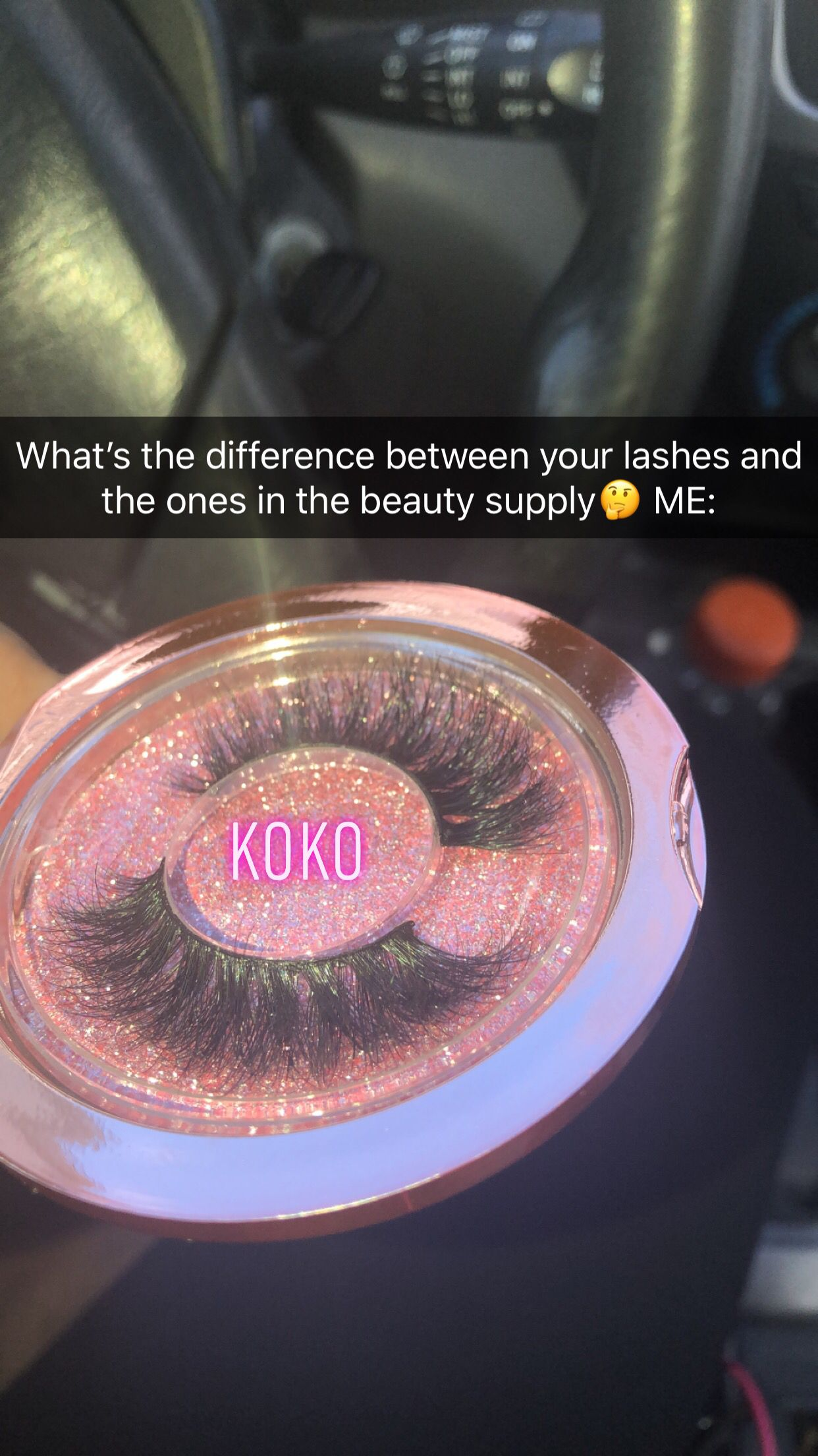 9c887d1de9b Koko (pre-order) in 2019 | Mink eyelashes | Lashes, Koko lashes ...