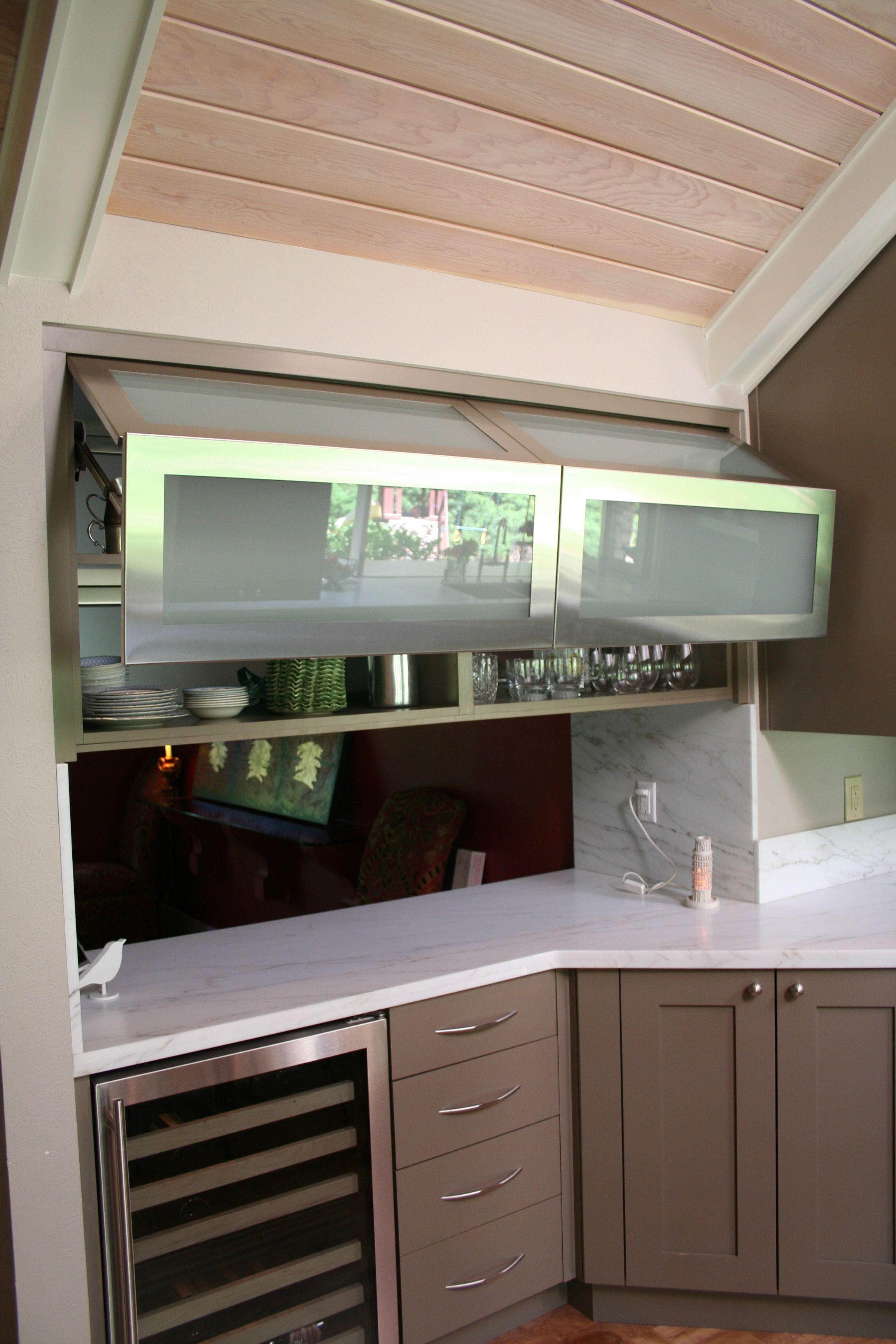 Gentry door style with Mushroom paint metaldoors Designer