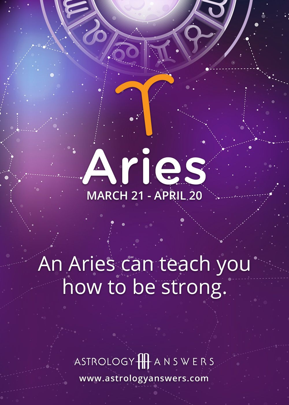 Aries Daily Horoscope   AstrologyAnswers.com
