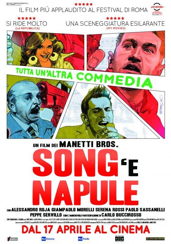 Song' e Napule (17/04)