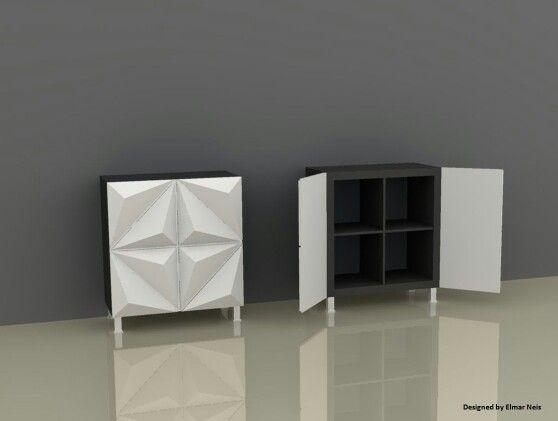 Design Badezimmerschrank ~ Schrank designer elmar neis design parts