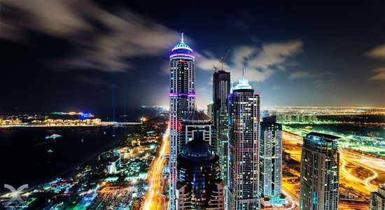 Usd 195 7 Billion In Awarded Construction Contracts Across Gcc Drive Industry Interest Largest Eve Construction Contract City Lights At Night Australia Travel