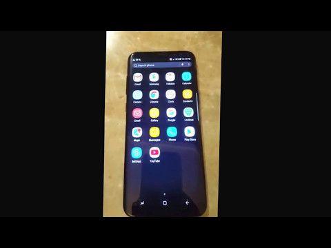 Remove google account FRP lock Samsung Galaxy S8 Plus G955U