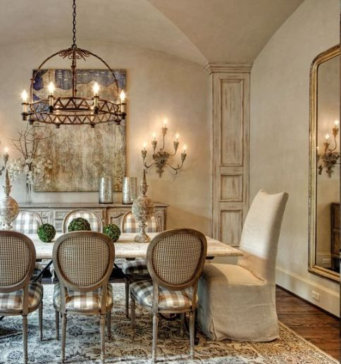 For A Beautiful Home Edit Edit Edit French Country Dining Room Decor French Country Dining Room French Country Dining