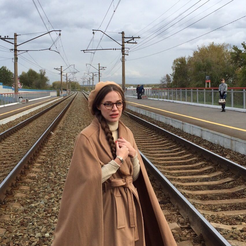"956 tykkäystä, 19 kommenttia - Hailey Gates (@haileybentongates) Instagramissa: ""Not so stoked about crossing the Trans-Siberian railway on foot. """