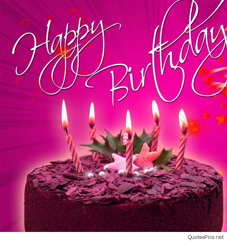 Happy Birthday Wallpaper Images Pictures Photos Of Wallpapers