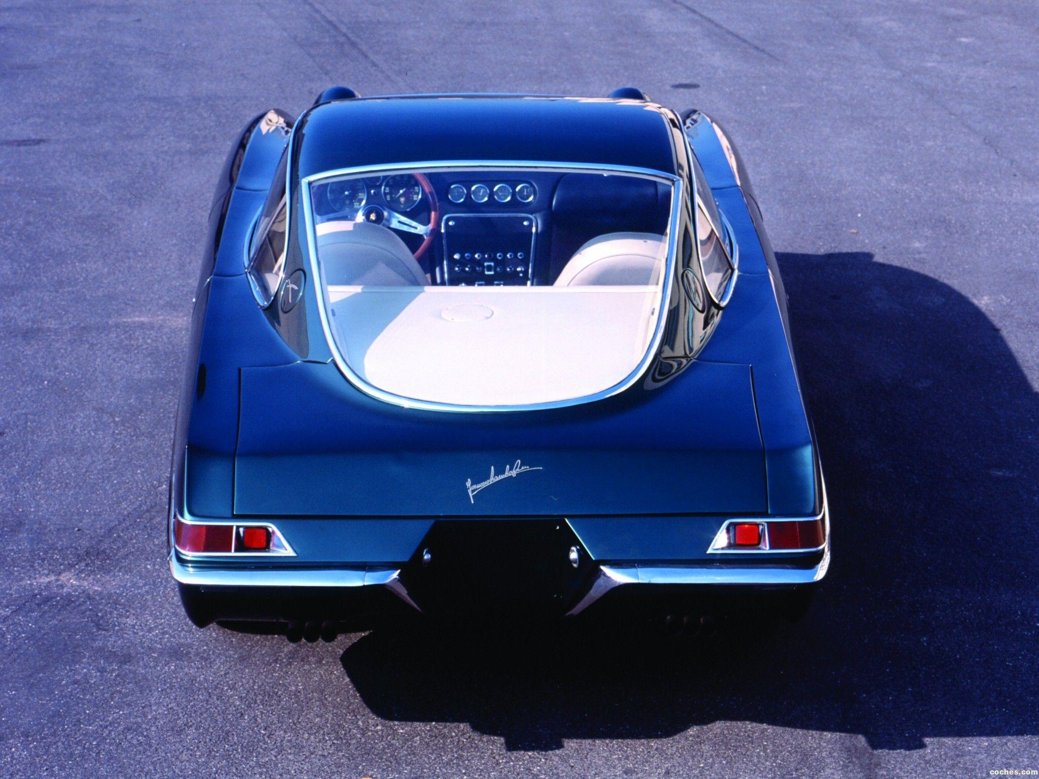 Corvette · Lamborghini 350 gtv 1963 1965