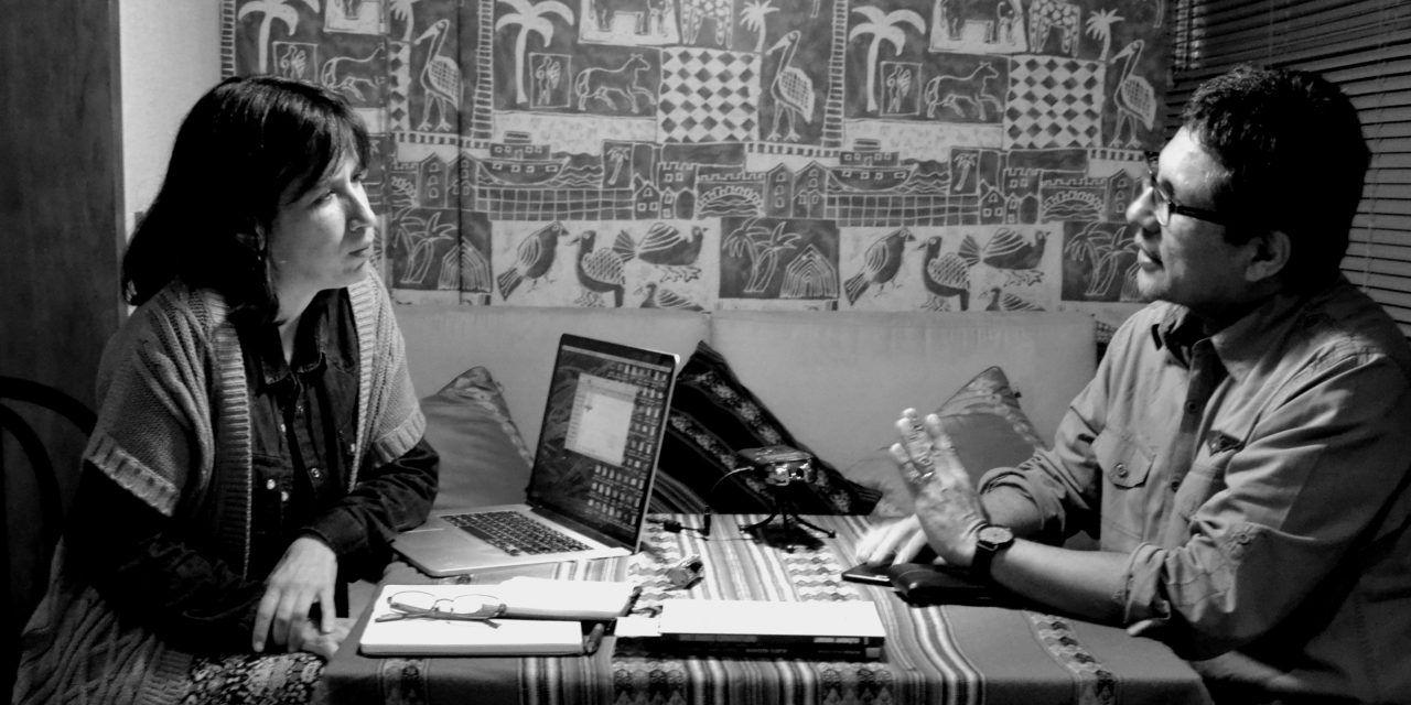 """Joel Calero: """"Descubrí el cine con Carlos Saura y me fascinó"""""""