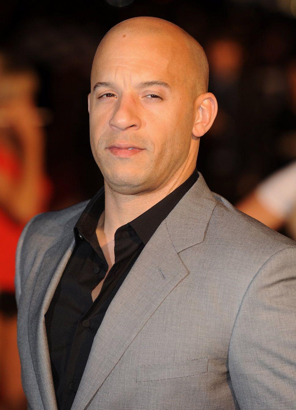 Vin Diesel This hunky ...