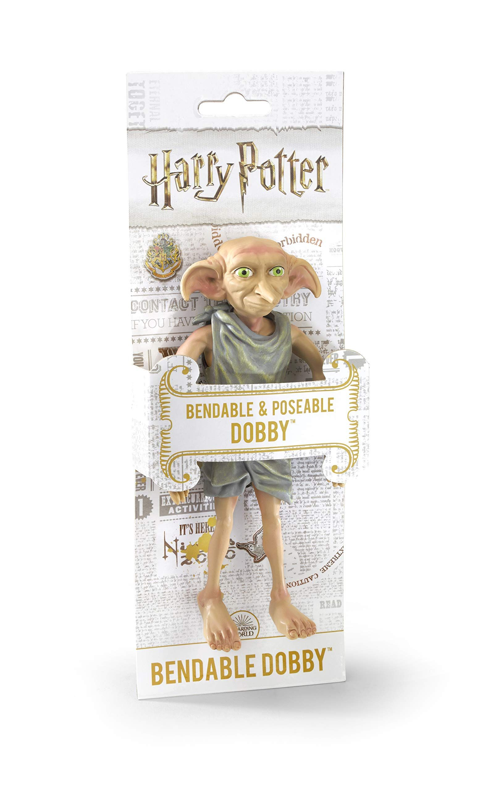The Noble Collection Bendable Posable Dobby Be Sure To Check Out This Awesome Product This Is An Harry Potter Dolls Dobby Harry Potter Harry Potter Gifts