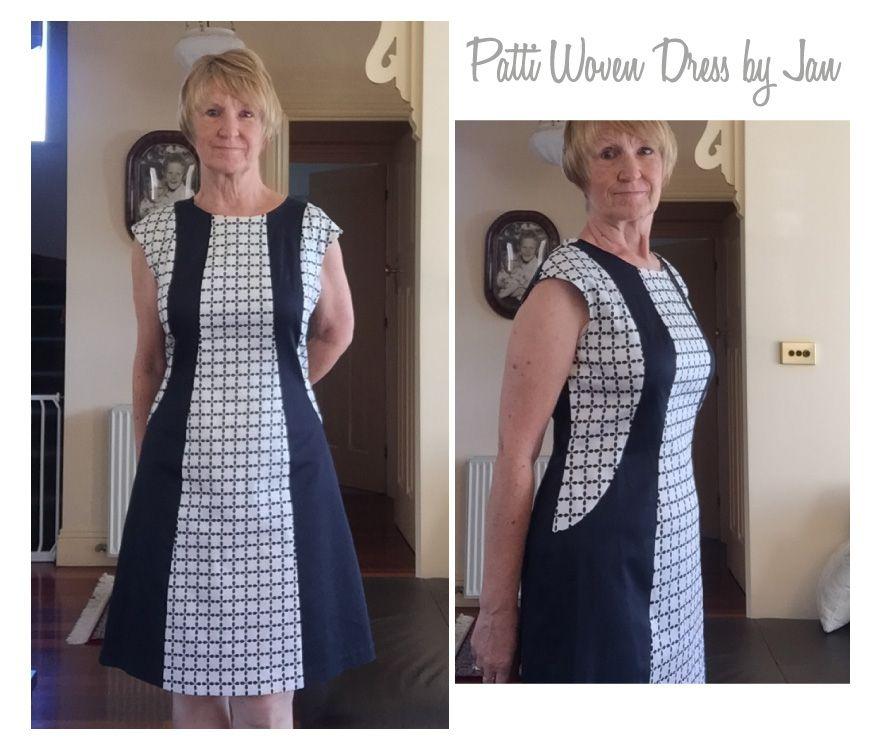 Patti Woven Dress