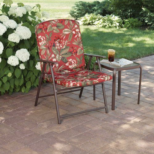 Walmart Cushioned Folding Chairs Lawn Chairs Outdoor Folding