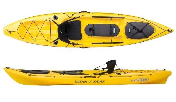 Ocean kayak prowler trident fishing kayak review fishing for Fishing kayaks reviews