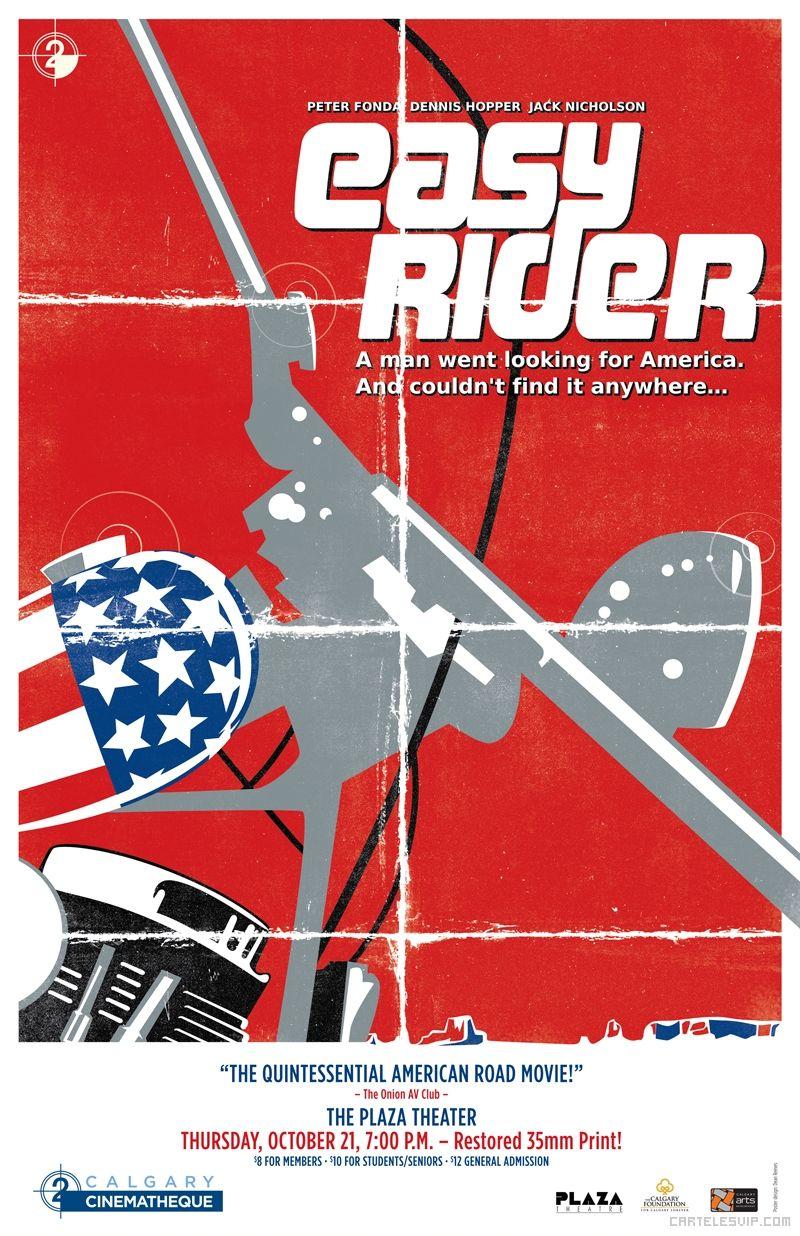 EASY RIDER Poster_10   EASY RIDER   Easy rider, Motorcycle ...