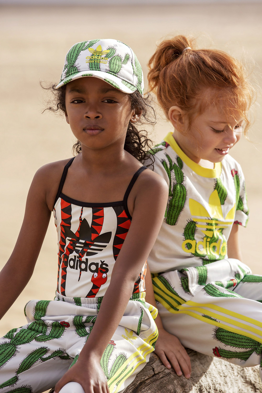 aa4b1fde9 adidas Originals Collab | adidas Originals by Mini Rodini | Kids ...