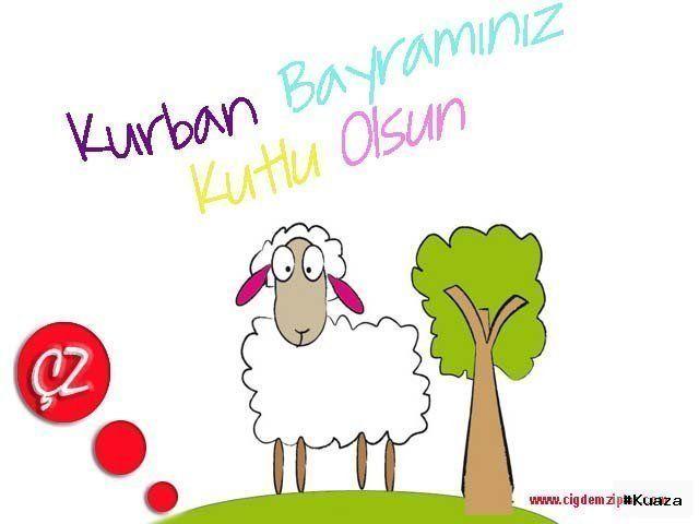 Kurban Bayrami Mubarek Olsun Cigdemziplar Com Comics Fictional Characters Character