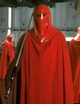 Star Wars The Last Jedi Emperor/'S Royal Guard Soldier Red Mask Cosplay Prop