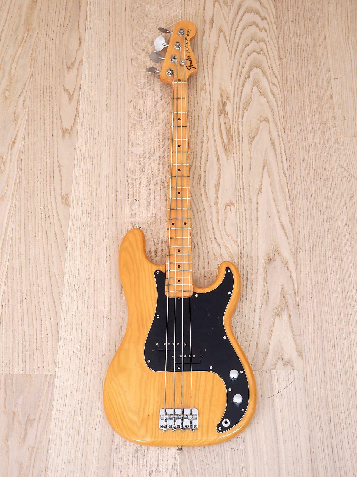 Fender Jb 75 Jazz Bass Reissue Mij Reverb Bass Fender Precision Bass Fender