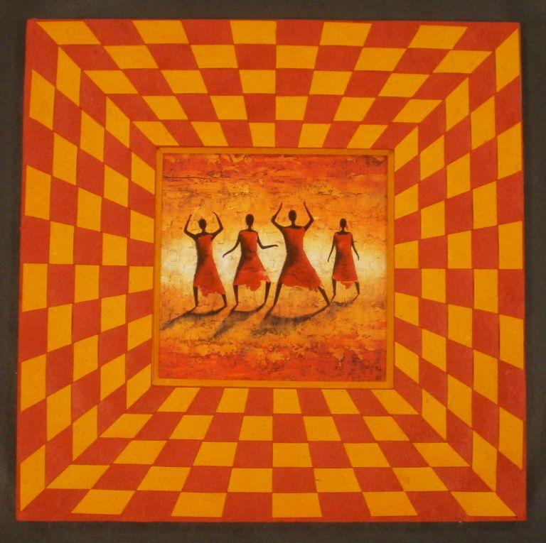 Album Tissage En Perspective Laurence Arnaud Au Credit Lyonnais Album Tissage Perspective