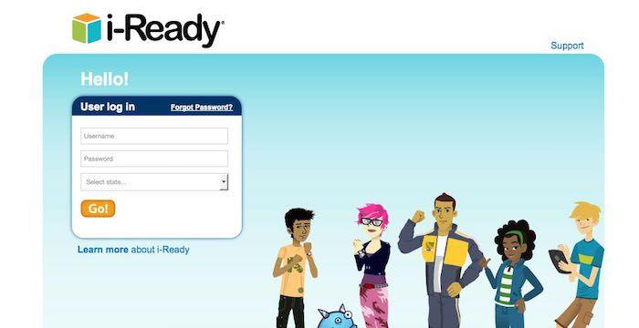 I Ready Student Login Websites Pinterest Student