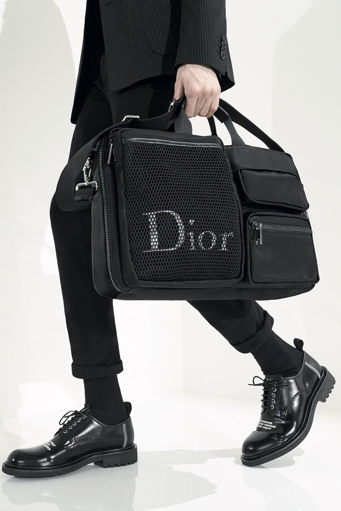 size 40 0f285 1ee68 Dior Homme Are Showing-Off Their Playground Bag Collection ...