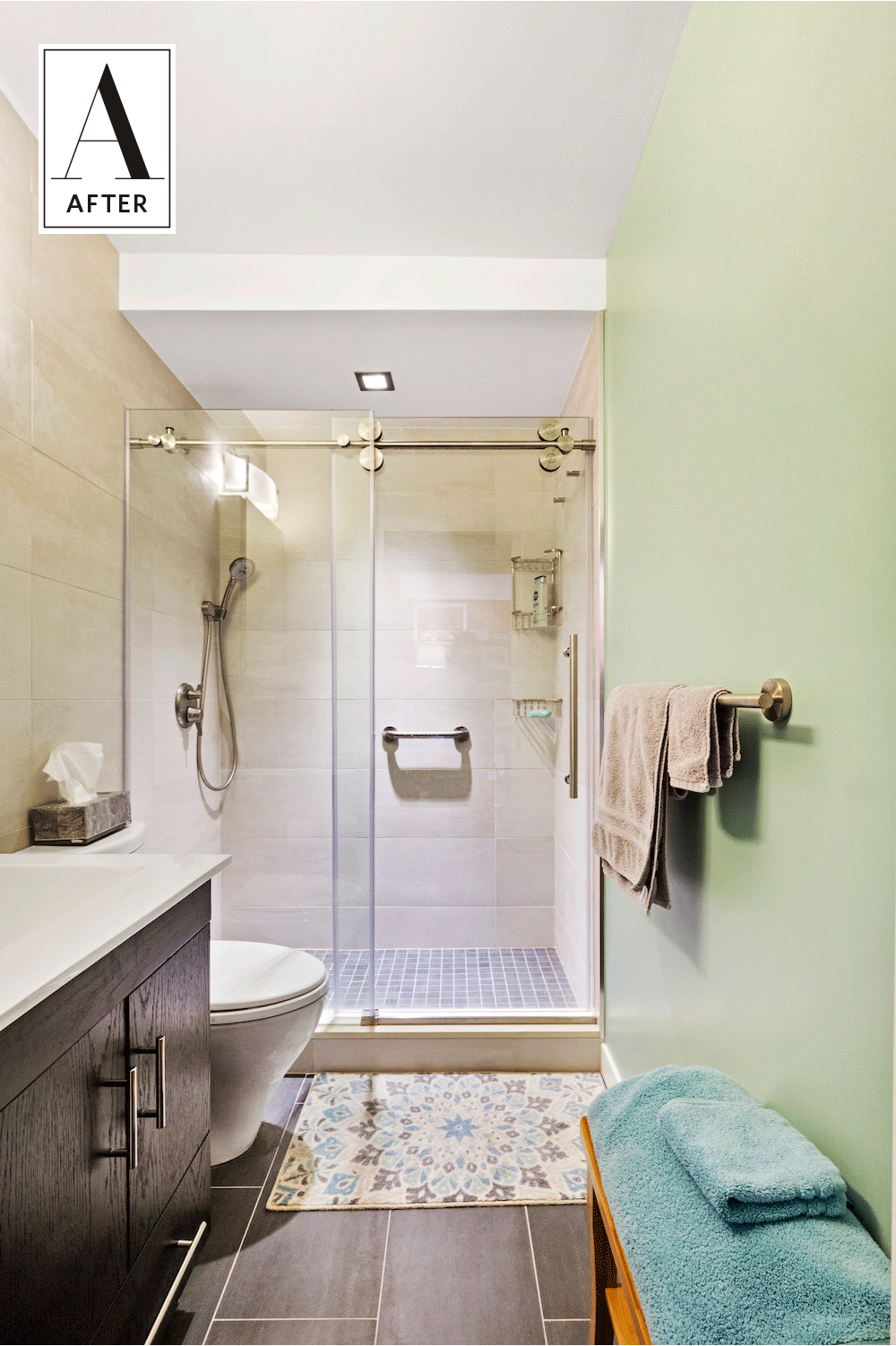 Before & After: Big Changes for a Very Small NYC Bathroom ...