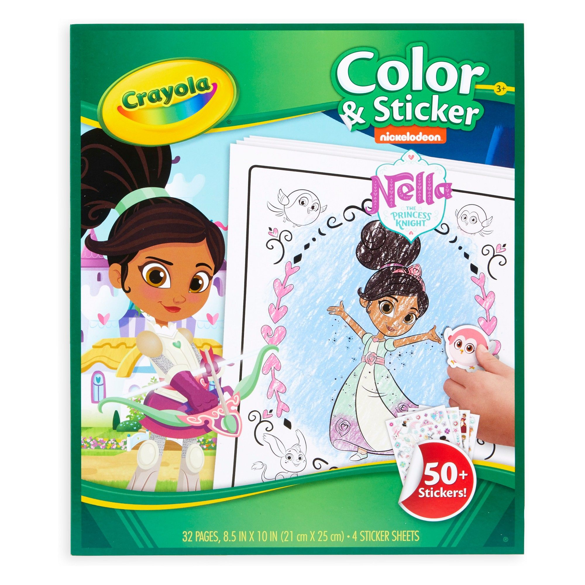 Coloring Page Nella The Princess Knight Nella Trinket Princess Coloring Pages Princess Coloring Cartoon Coloring Pages