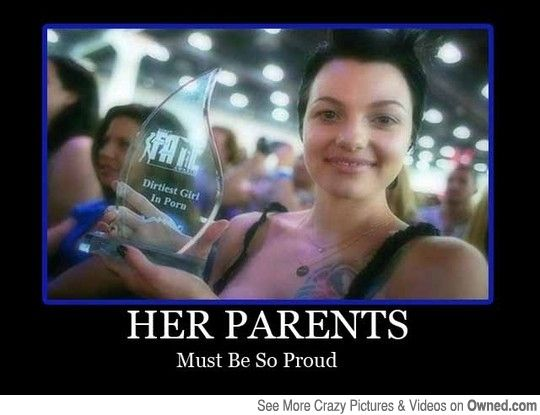 funny demotivational posters porn - Achievement Unlocked: Dirtiest Girl In Porn funny