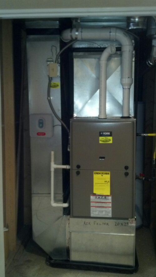 Heating Services Denver Furnace Installation Heating Services Hvac Work