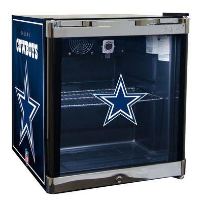 Dallas Cowboys Refrigerated Beverage Center