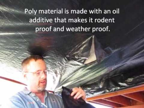 How To Insulate And Repair Your Mobile Home Underbelly Mobile Home Repair Mobile Home Renovations Mobile Home Makeovers