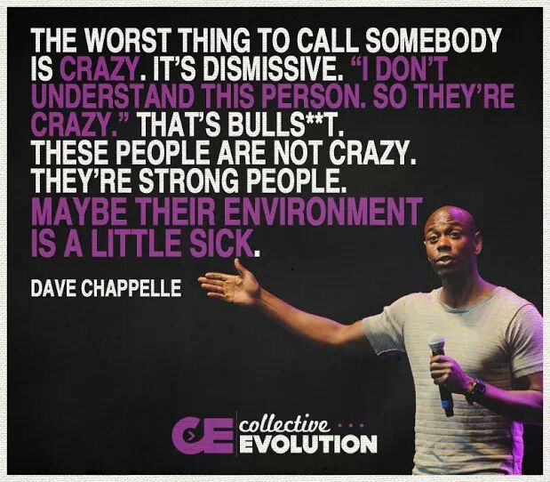 Dave Chappelle | Quotes/ Tattoos | Insightful quotes, Dave ...