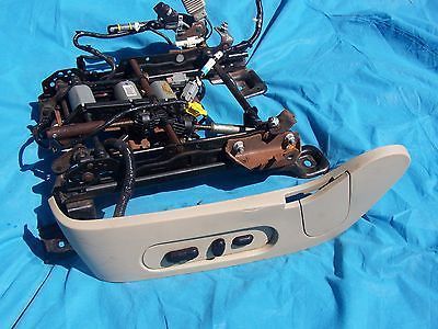 0610 Ford Explorer Driver LH Power Seat Track Assembly w