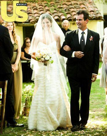 Annable and Odette Yustman\'s Wedding Album