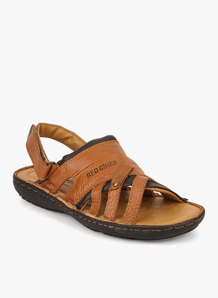 Buy Red Chief Tan Sandals for Men Online India, Best Prices, Reviews |  RE292SH53OTYINDFAS