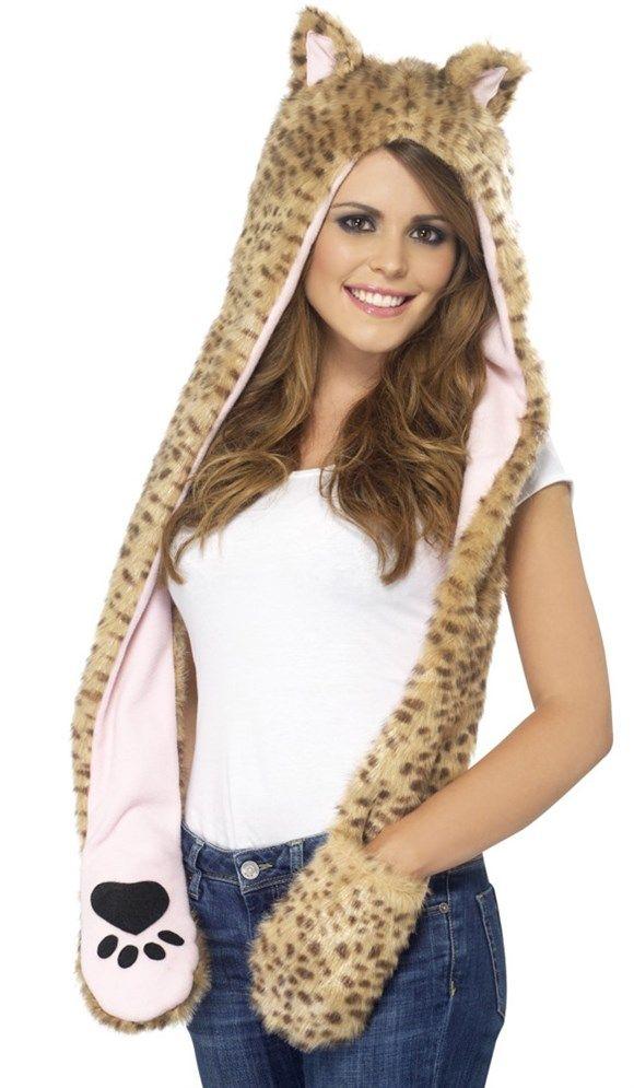 Leopard Hood