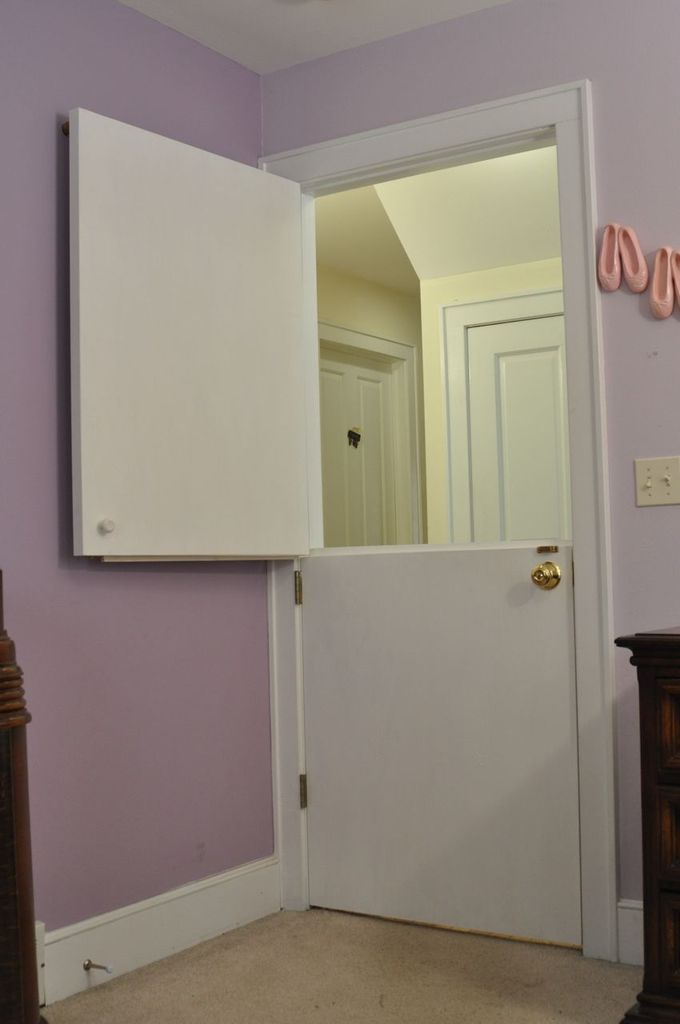 This Would Be A Great Door For Baby Child S Room You Can Check On Him Her Without Possibly Letting Them Escape Their Like Maybe If They Ve Been
