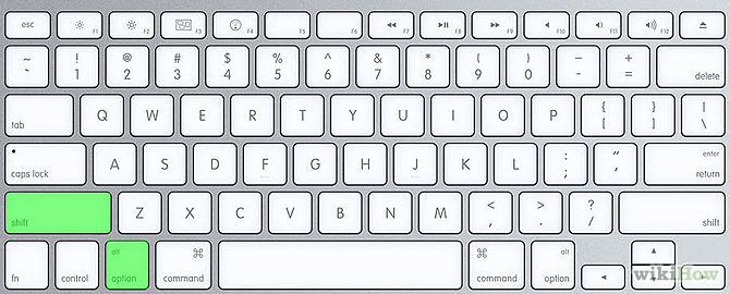 Type Symbols Using The Alt Key